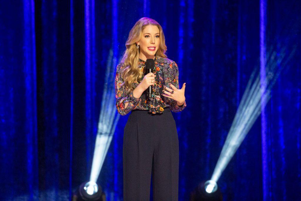 Katherine Ryan Stand-up comedy
