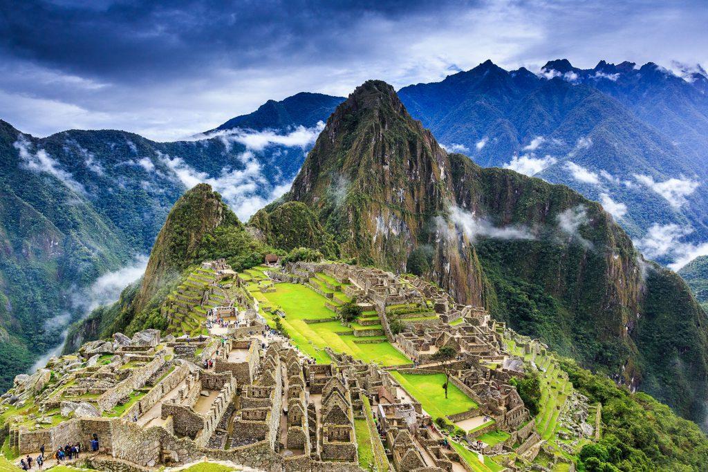 world heritage site - Machu Picchu, Peru