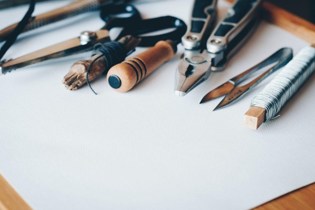 Learn new skills DIY