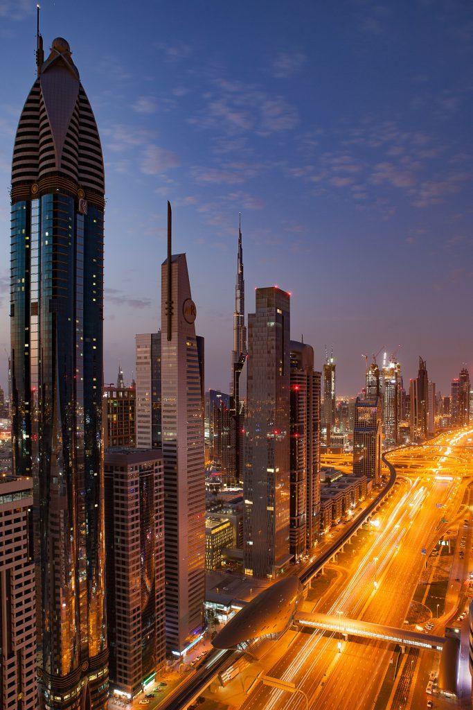Best cityscapes Burj Khalifa