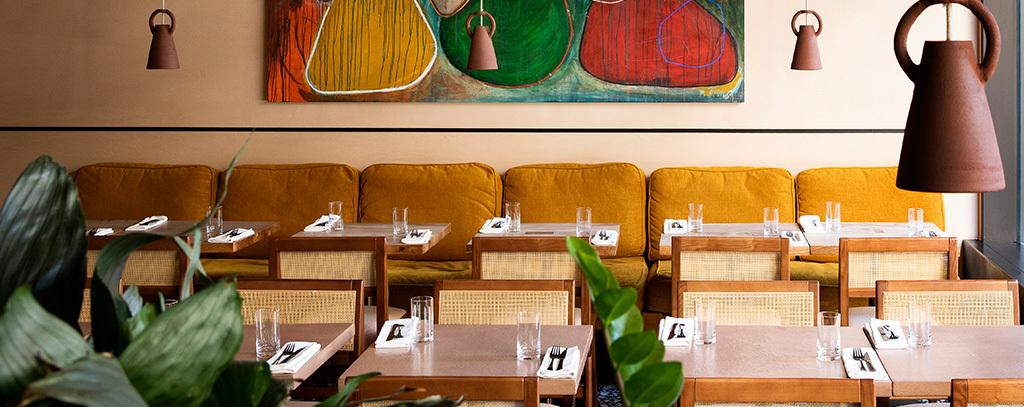 Ten Private Membership - Restaurant Profile - Ikoyi, London image