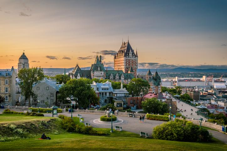 canada road trip itinerary