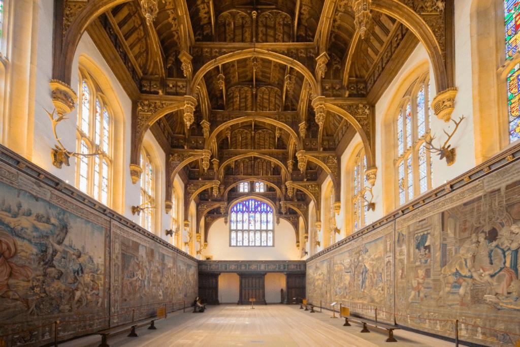 Autumn Hampton Court