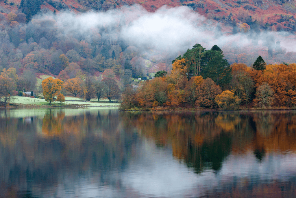 Autumn Lake District