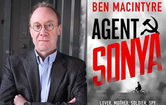 Book Club Ben Macintyre
