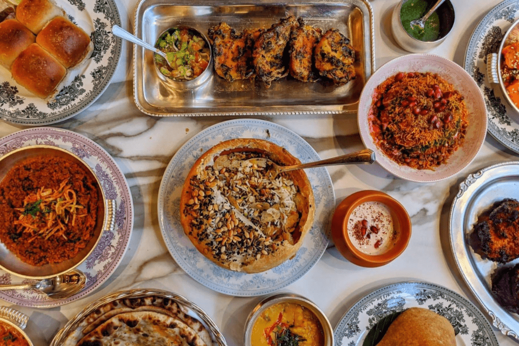 London Restaurants that deliver