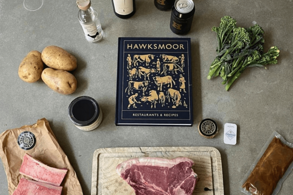 London restaurant Hawksmoor