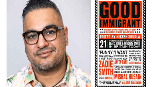The Book Club Nikesh Shukla