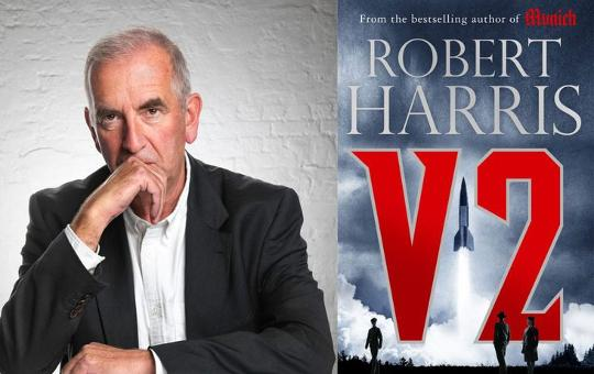 Book Club Robert Harris