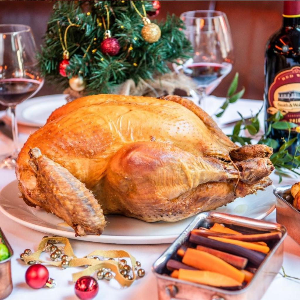 Christmas Day Dining - Smith & Wollensky roast turkey