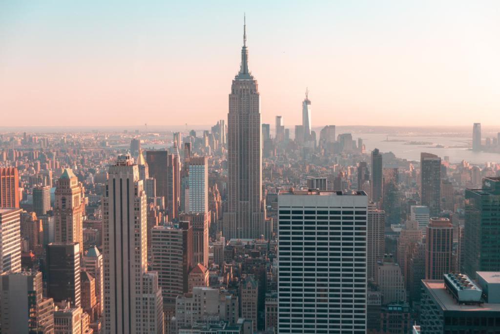 DINE - New York skyline
