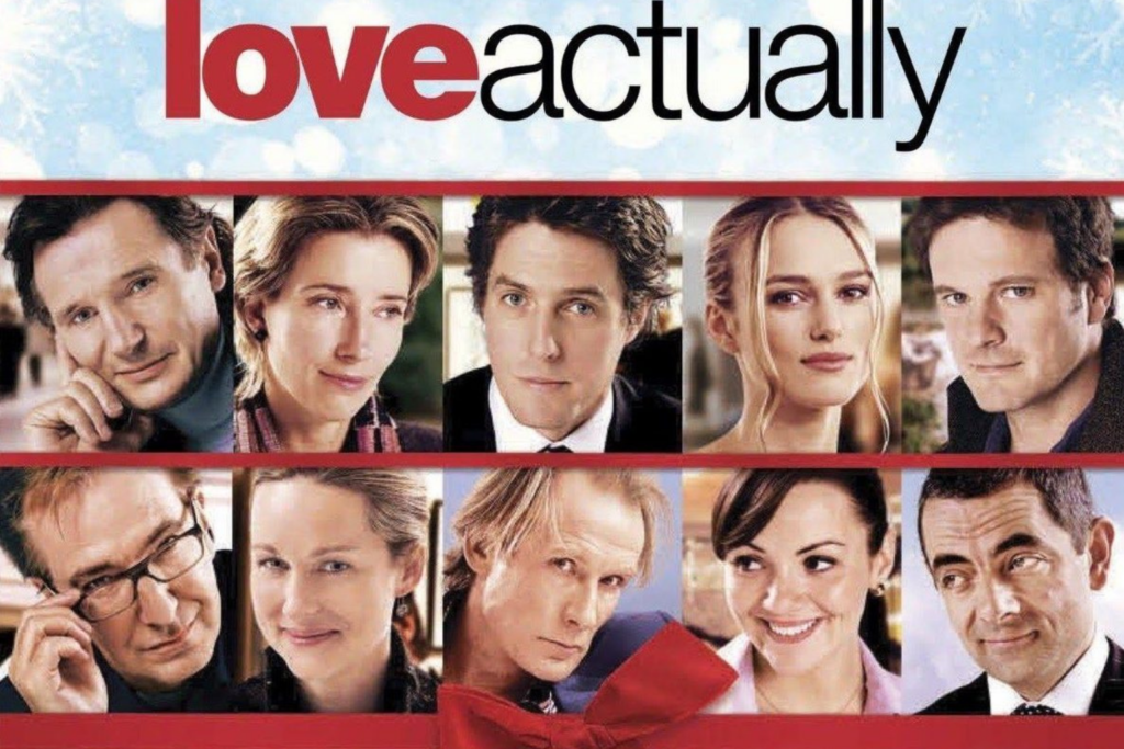 Love Actually title image