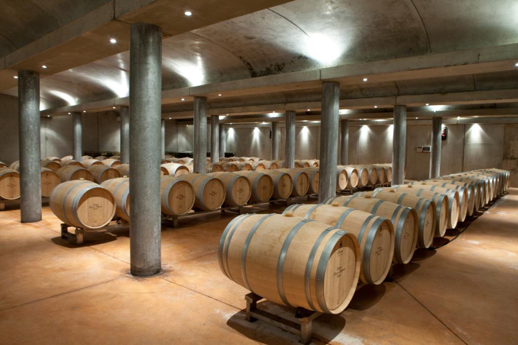 Barrels of St Emilion