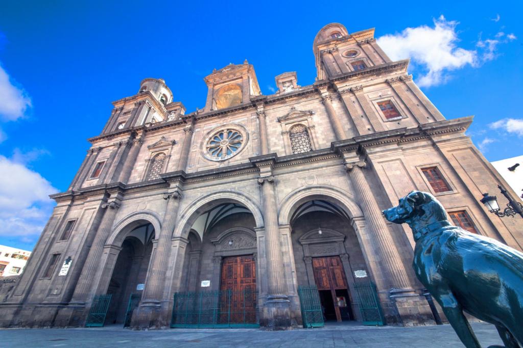 Catedral de Santa Ana facade