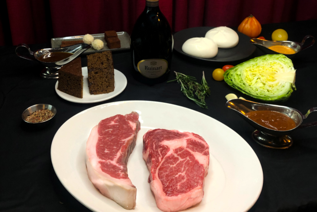 Prime Feast's Valentines Day meal kit