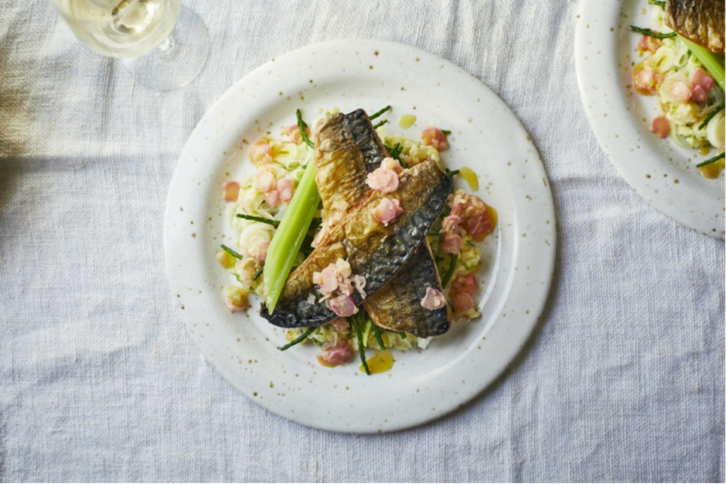 A Wild Radish fish dish available in their meal kits