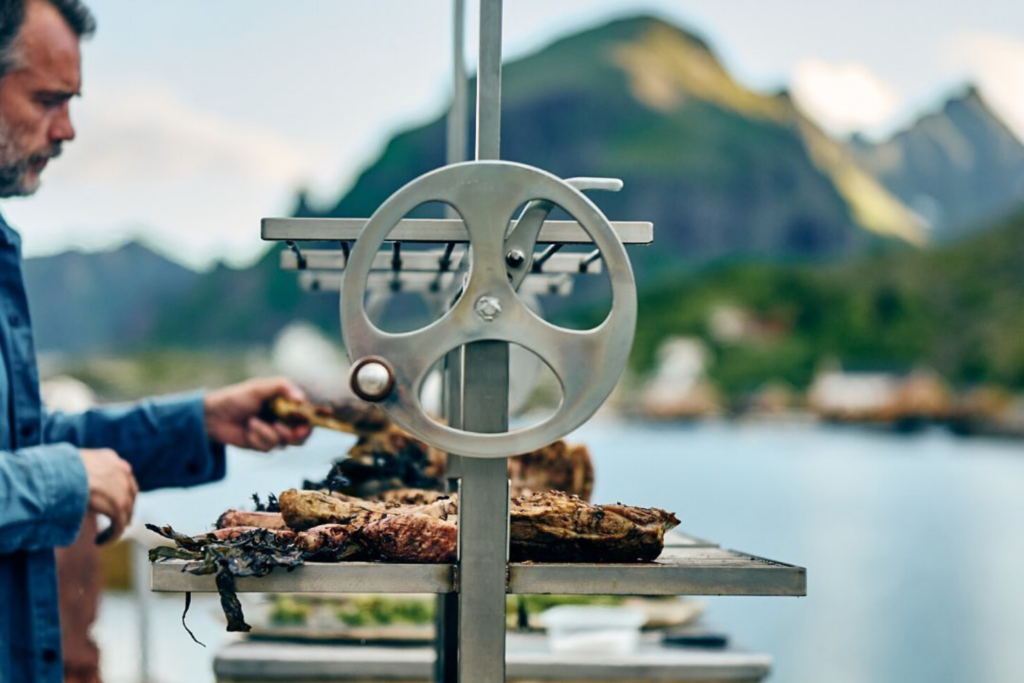 Kitchen On The Edge Of The World BBQ