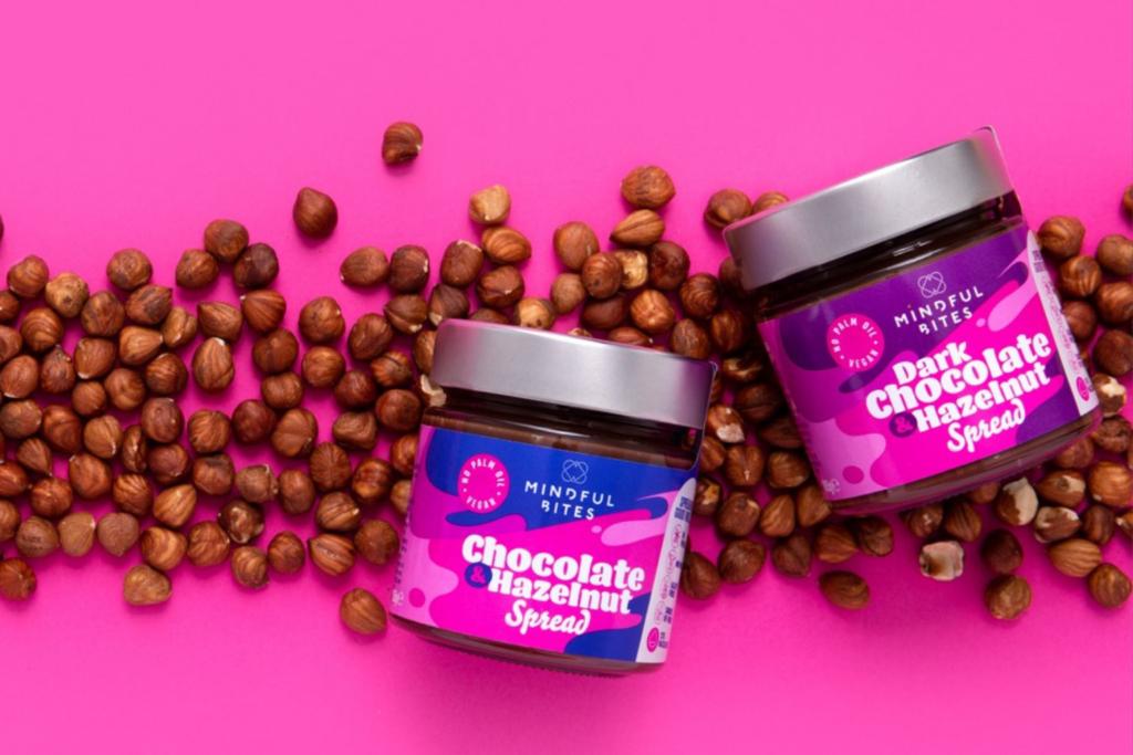 Mindful Bites chocolate & hazelnut spread
