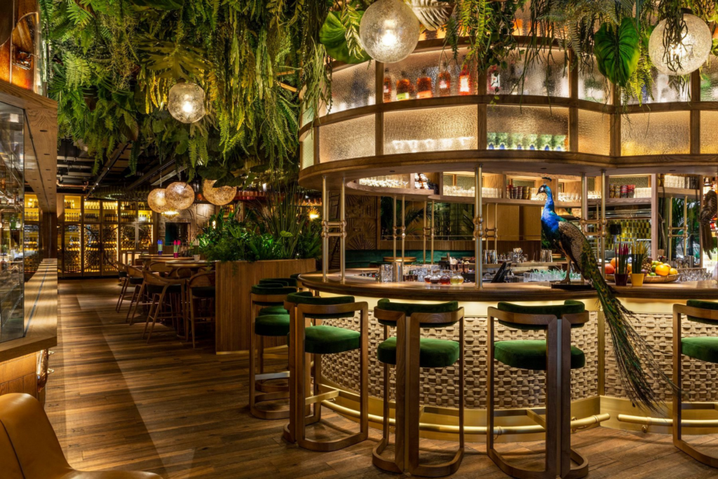 Amazónico bar