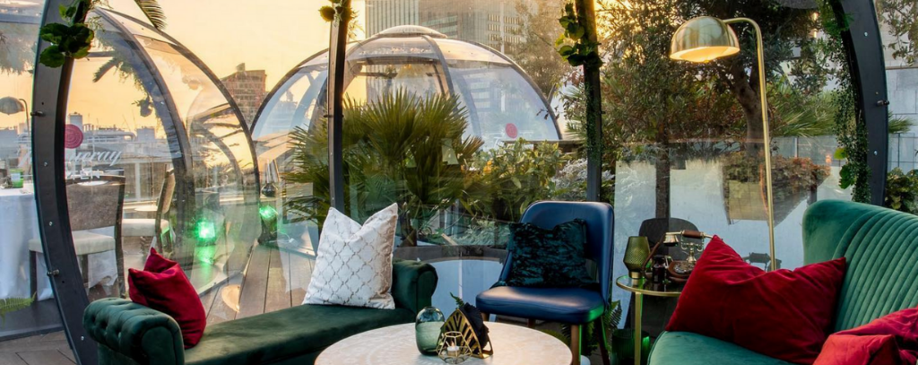 London's top scenic rooftop bars