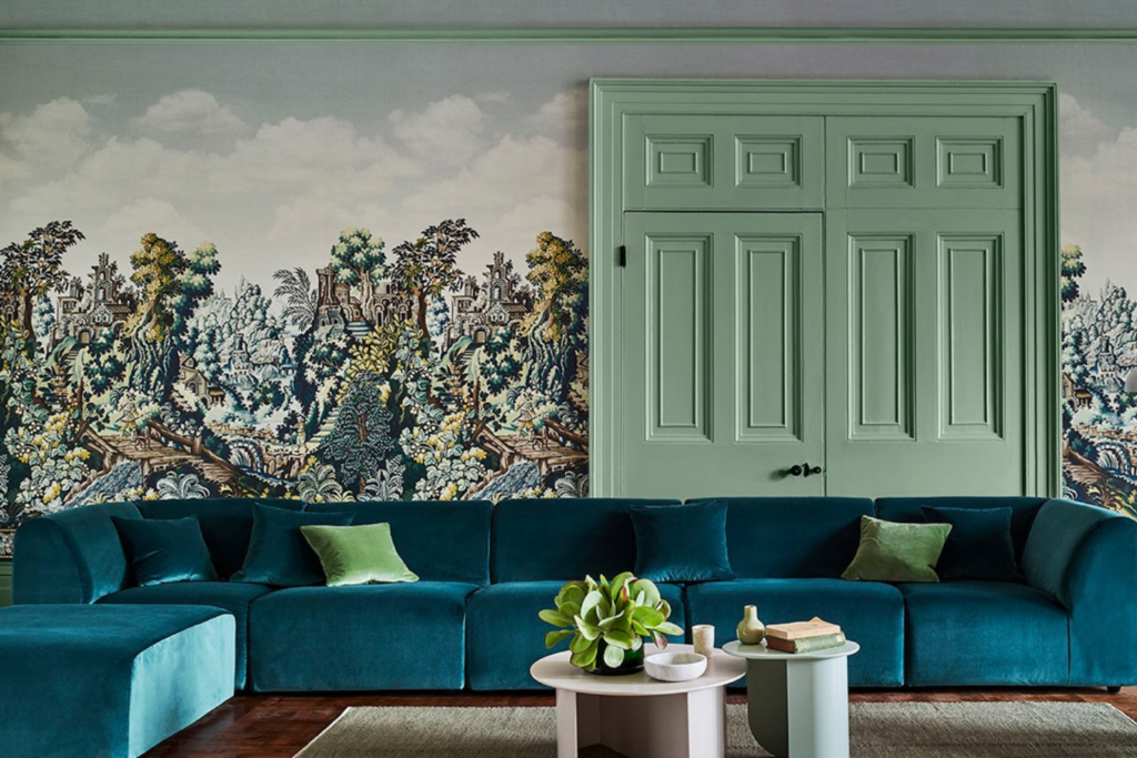 Cole & Son's Historic Royal Palaces – Great Masters collection