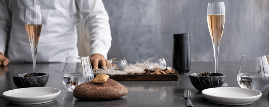 Aulis - private dining spaces and chef's tables